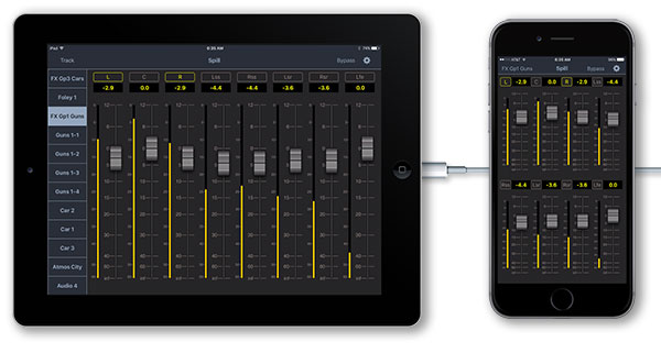 V-PlugIn for iPad and iPhone